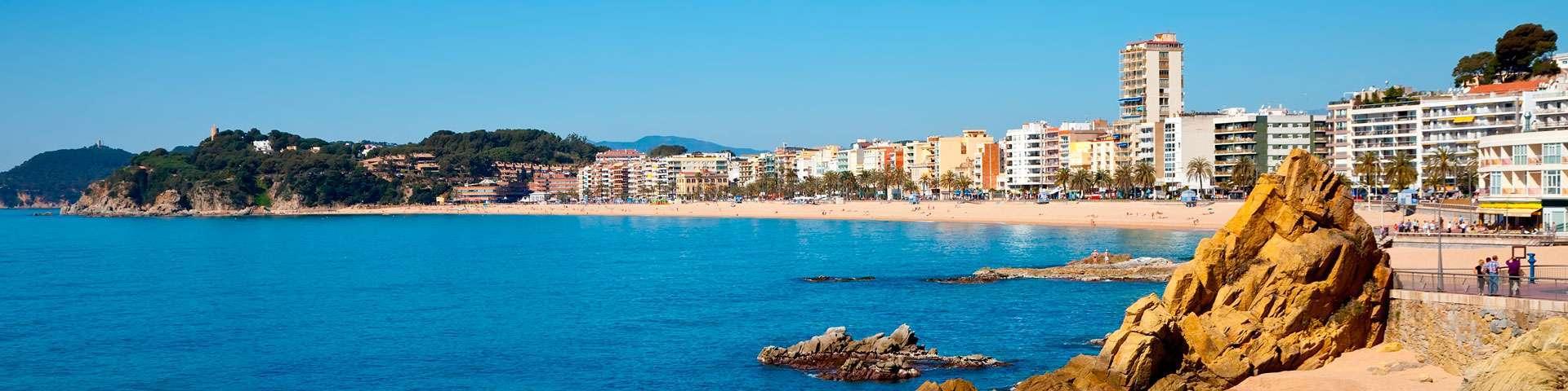 Vivre à Llorte de Mar Costa Brava en Espagne