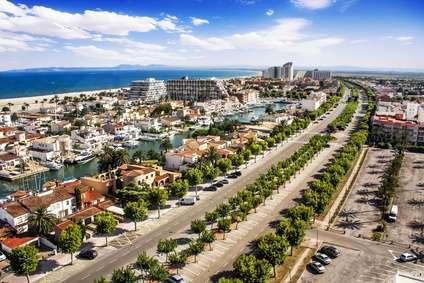 Empuriabra ville sur la Costa Brava