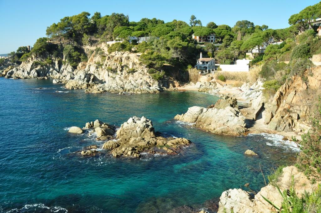 Maison à Platja d´Aro sur la Costa Brava en Catalogne