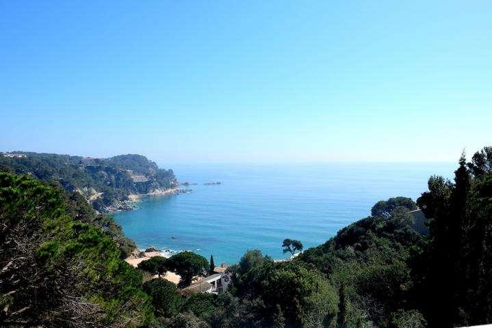 Appartement avec vue sur mer en Espagne Costa Brava