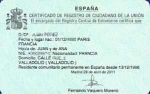 Document obligatoire achat immobilier Espagne NIE